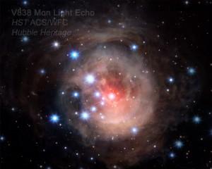 V838 Monocerotis Composite