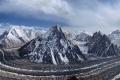 Godwin-Austen & Upper Baltoro Glaciers 2009
